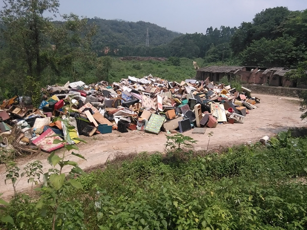 垃圾破碎机厂家