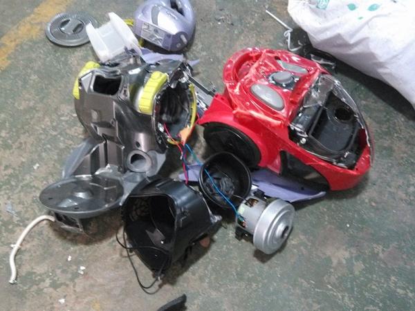 家用电器破碎机